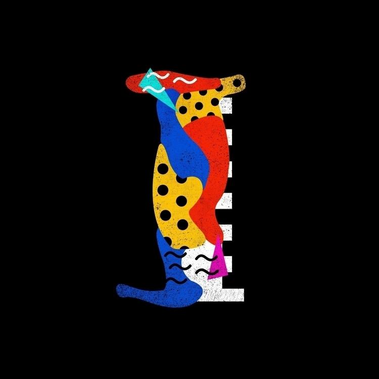 letters 36daysoftype - 36daysoftype_i - jmelloni | ello