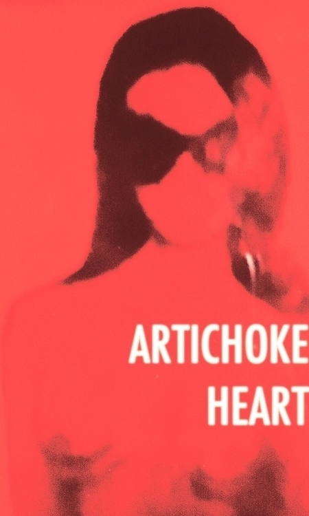 Artichoke Heart * white red Gre - jkalamarz | ello