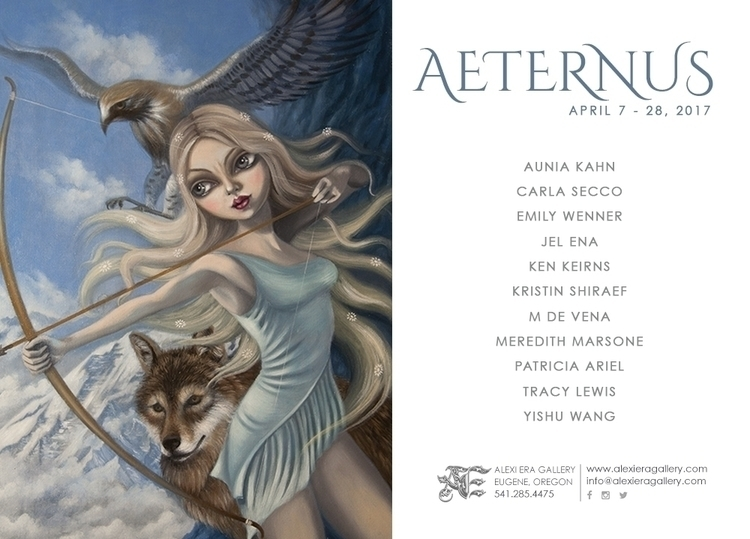 Opening April 7, 2017 - alexiera | ello