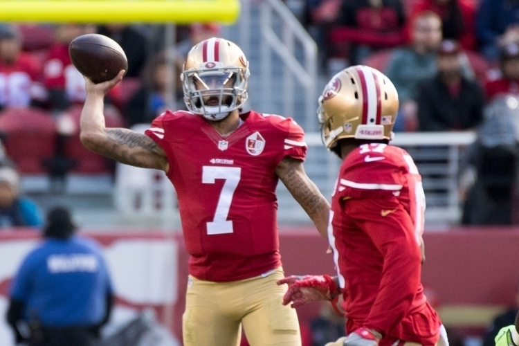 Colin Kaepernick situation. tea - nflinsc | ello