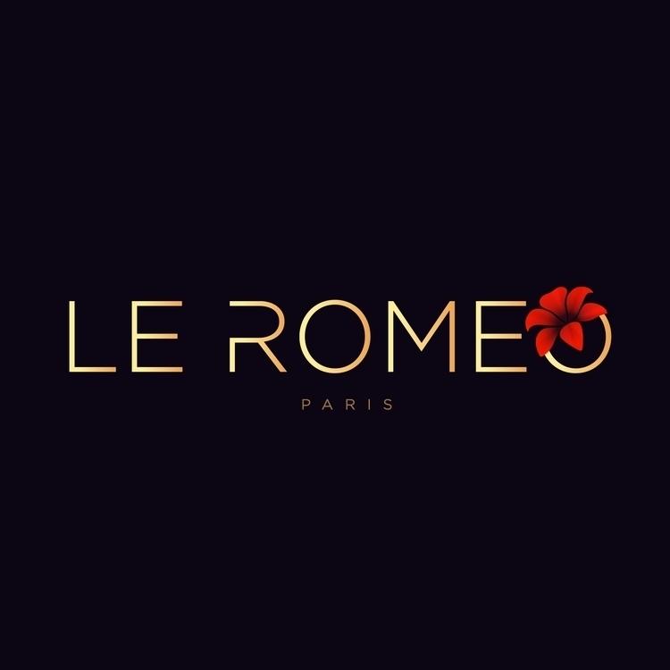 Le Romeo - Logo, 2017 - lecholito | ello