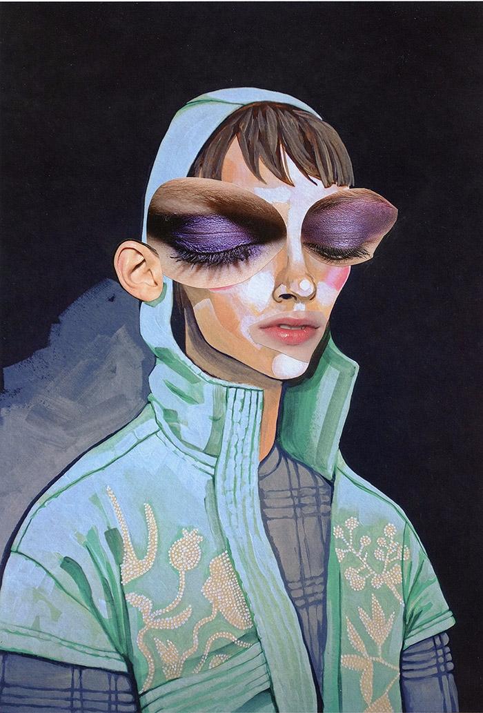 Collage Artworks based Painting - mashalamzina | ello