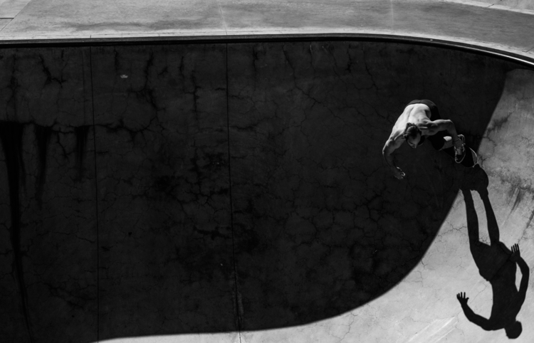 Skate Park Continued - skate, blackandwhite - ben-staley | ello