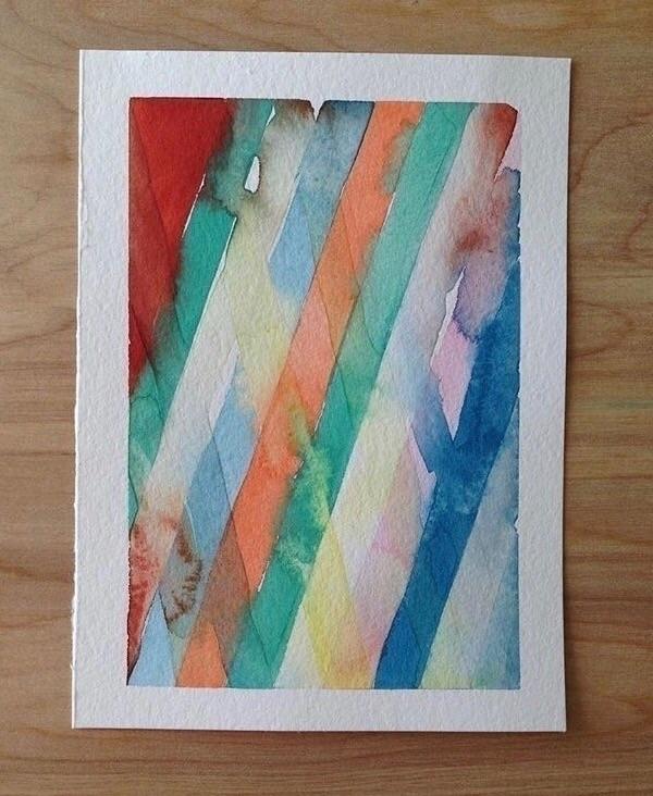 Memories - watercolor, painting - matt_shurtleff | ello