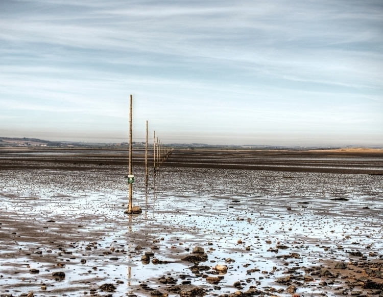 path Lindisfarne - markers pilg - neilhoward | ello