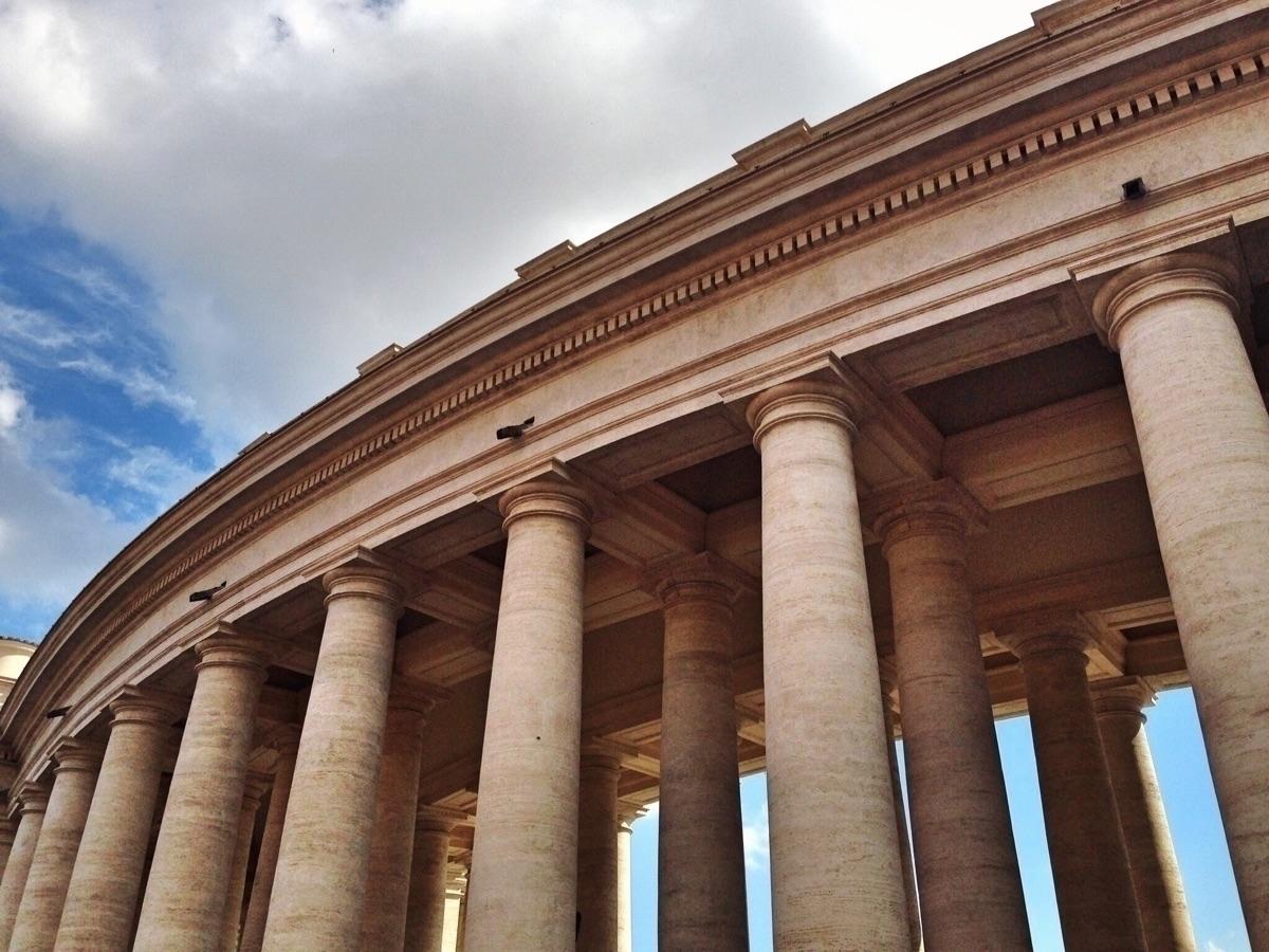 Love columns skies. Fun fact, V - itsduchess   ello