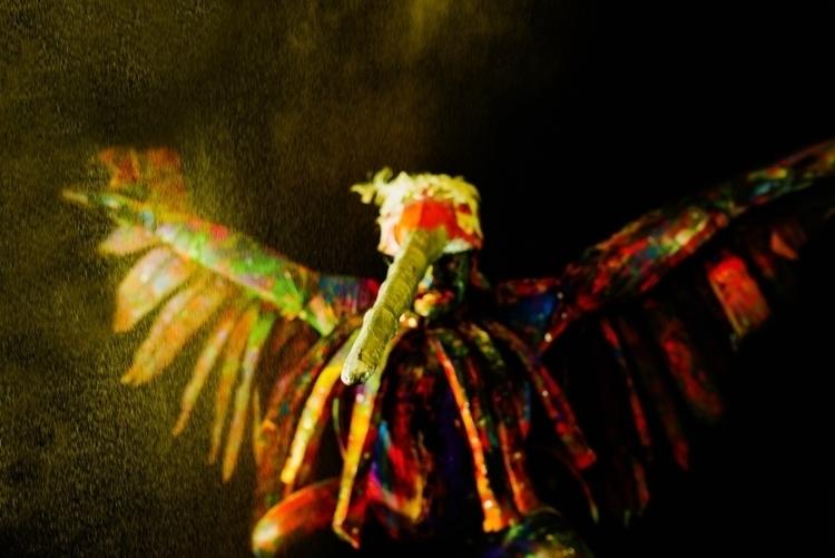 spreads wings flower taste . Ju - nsey | ello