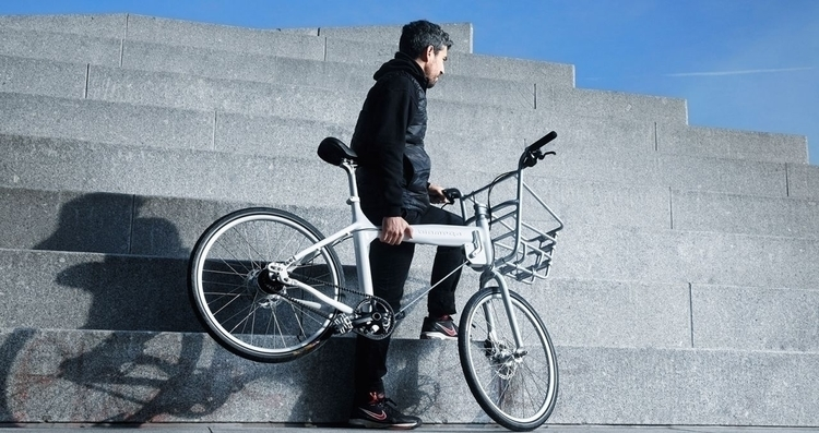 Bicicleta eléctrica con cuadro  - avantumbikes | ello