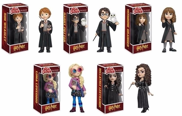 Enchanting Harry Potter figures - bonniegrrl | ello