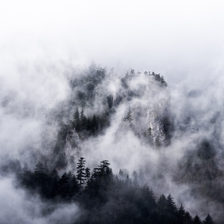 Clouds - squamish, photography - dominikkalita | ello