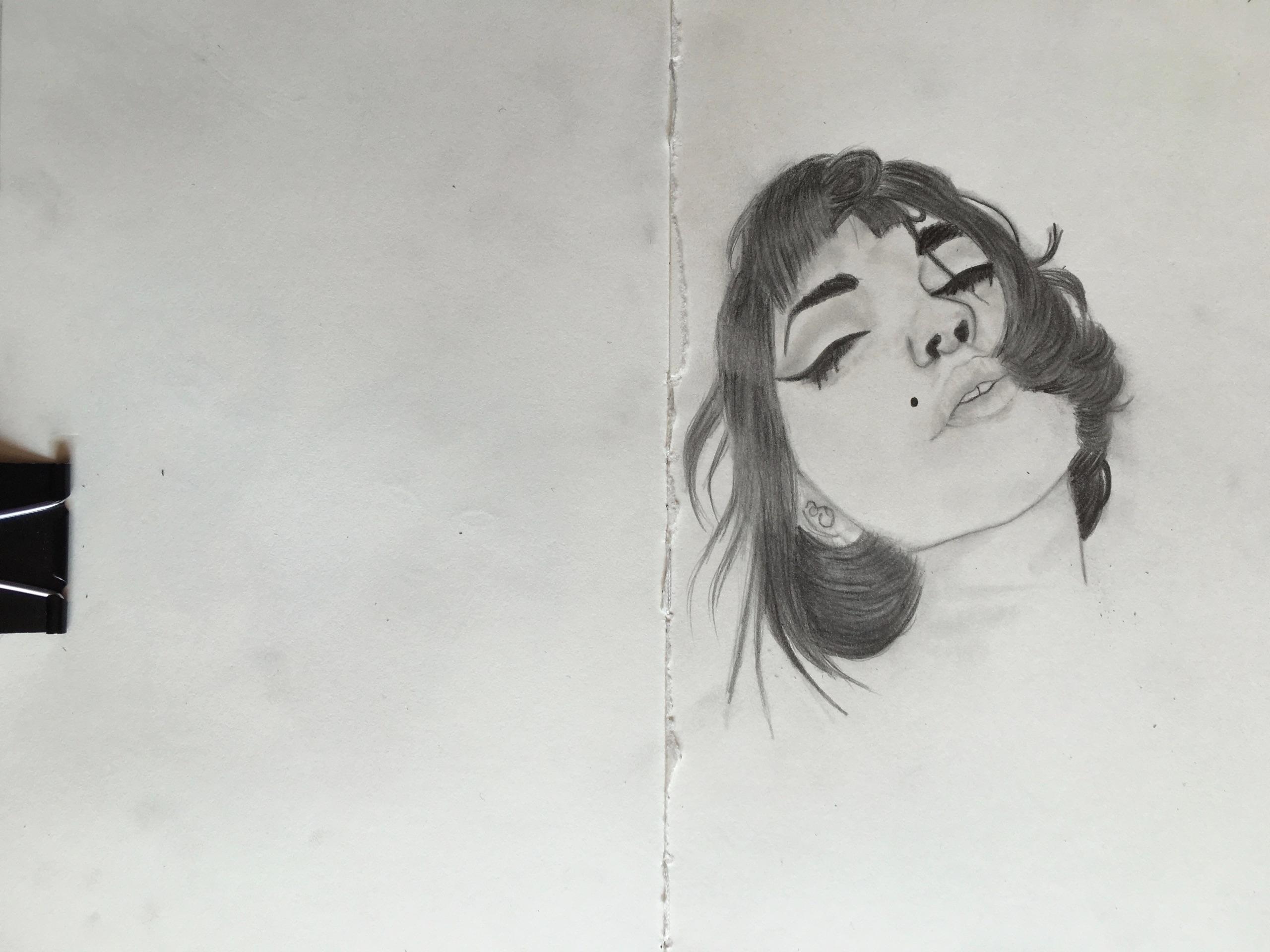 Sketch (Moleskine) (5in. 8.25in - missymel6 | ello