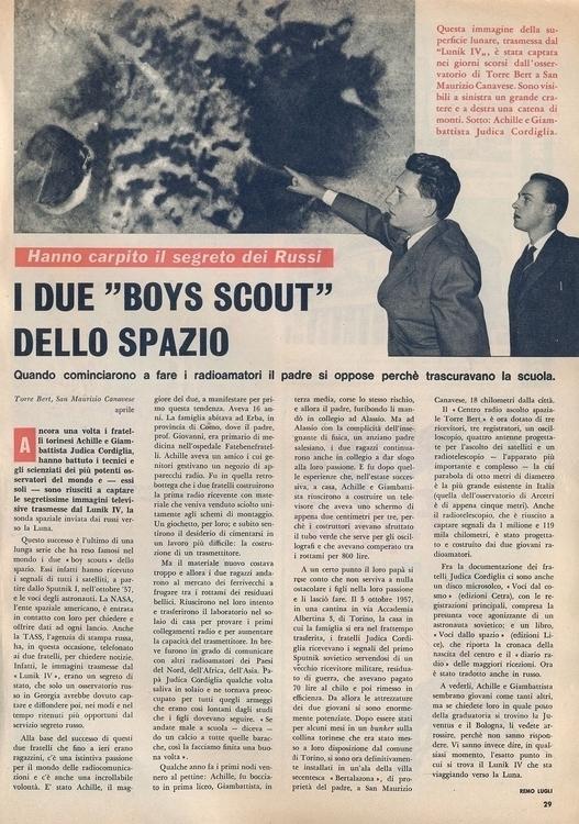 due boys scout dello (di Lugli - corrierino | ello