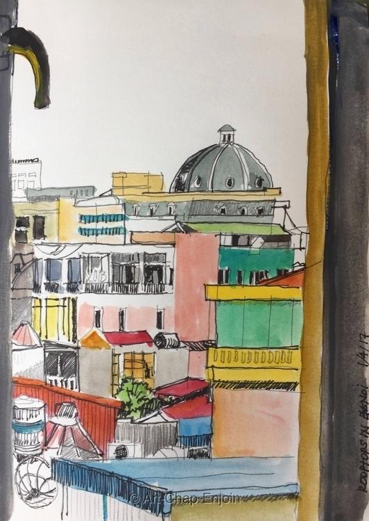 - Rooftops Hanoi view hotel win - artchapenjoin | ello