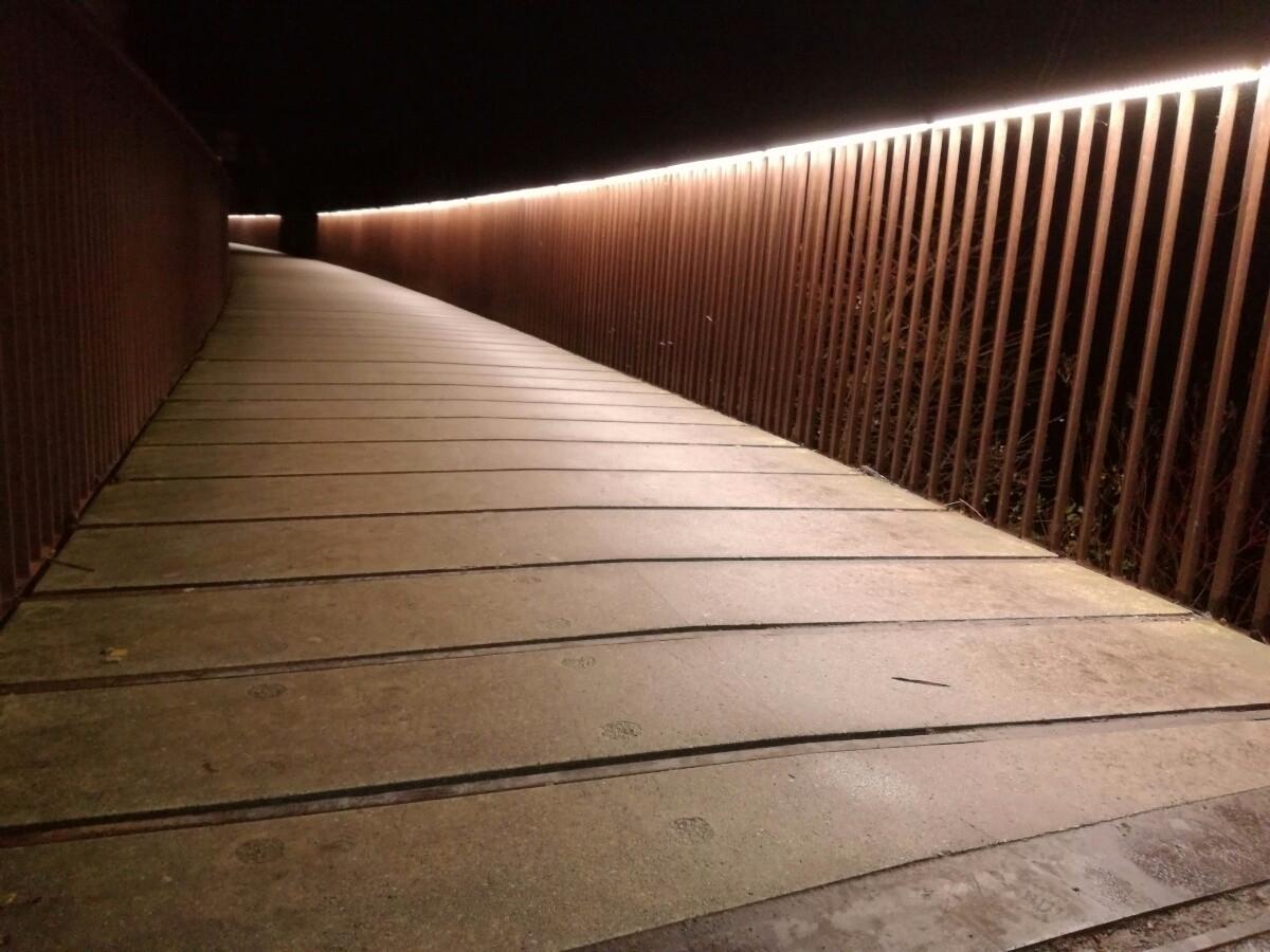 Wandelbrug - smedenpoort, brugge - bartvancoillie | ello