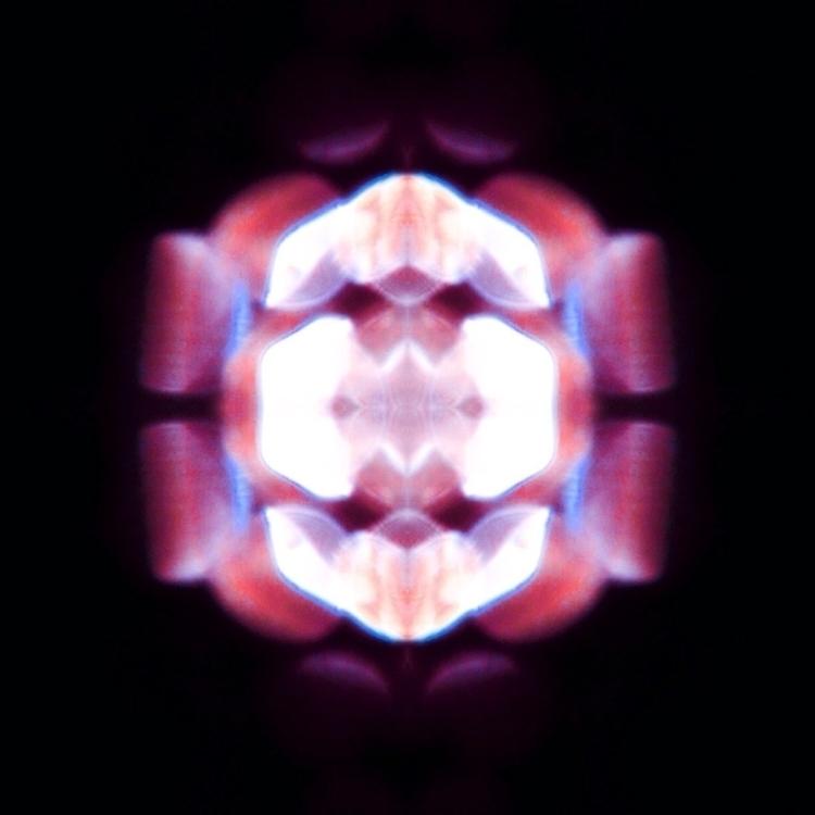 Unexpected - RGB, digital, symmetry - guidochiabrera | ello
