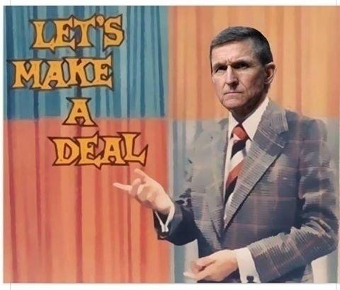 ImpeachTrump, MichaelFlynn, Traitor - robogiggles | ello