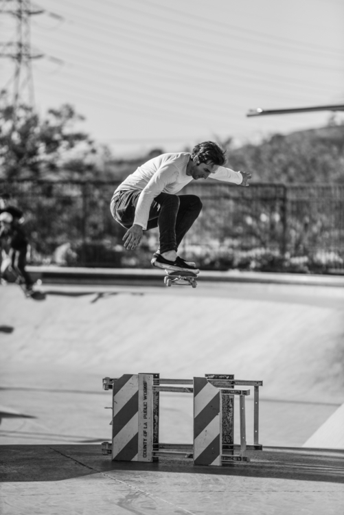 Skate / Garrett - skate, blackandwhite - ben-staley | ello