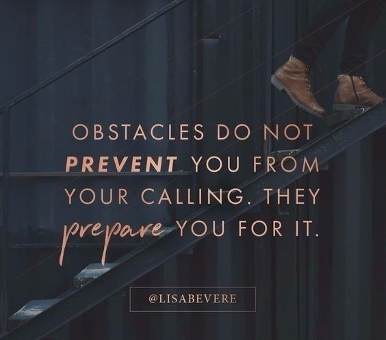 Obstacles prevent calling. prep - esquirephotography | ello
