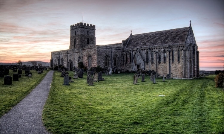 St Church, Bamburgh - church vi - neilhoward | ello