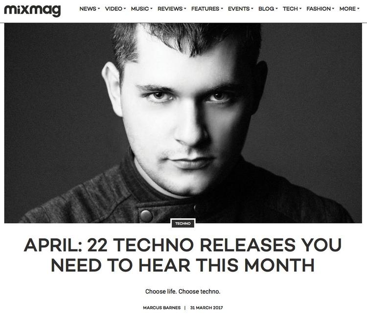 Mixmag UK Album month - florianmeindl | ello