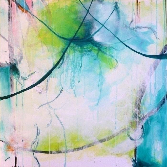 Synapse 24″ Oil Canvas journey - cogwurx | ello
