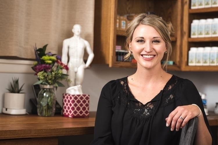 Carrie Senderhauf, owner Rooted - abarlich | ello