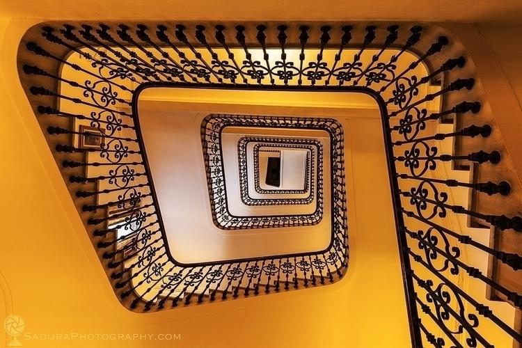 Staircase historic Intercontine - hsphotos | ello