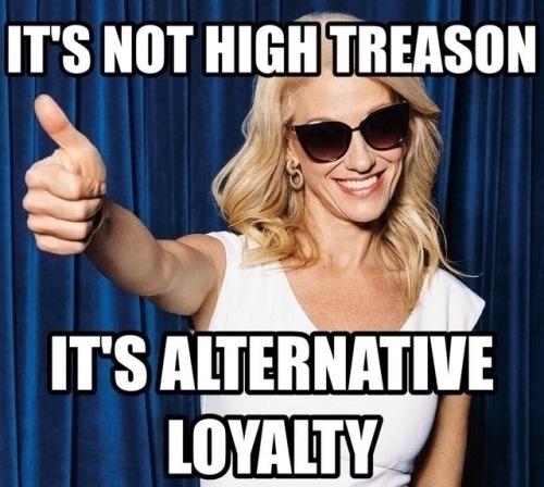 KellyanneConway, ImpeachTrump - robogiggles | ello