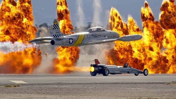 Nellis Air Force Base Airshow,  - klavs1972 | ello