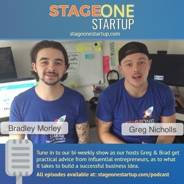 co-host Greg run bi-weekly star - bradleyjmorley | ello