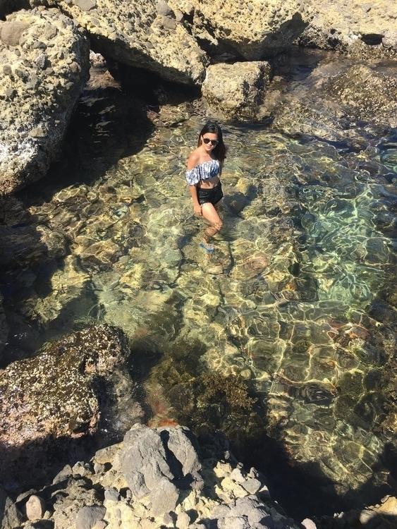 Sun kissed Layag Beach - Nature - rheaiyah   ello