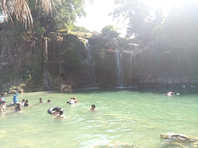 Bolinao Falls, Pangasinan - Travel - rheaiyah | ello