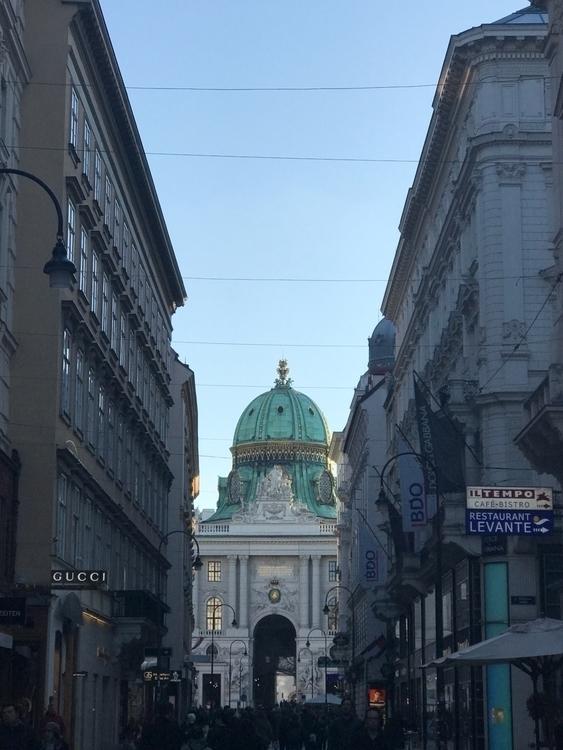pavements, Vienna, imperialCity - andykarpy | ello