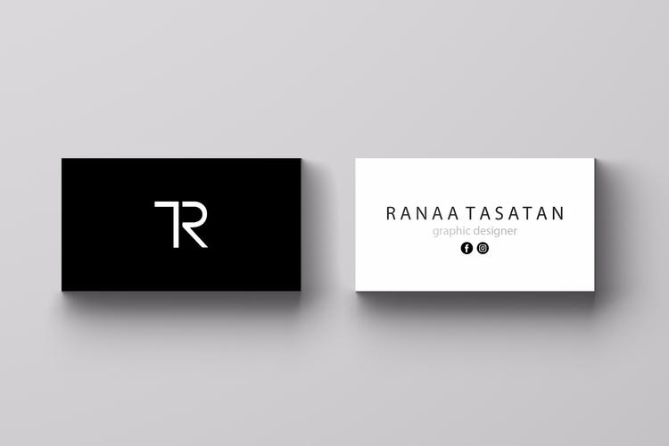 TR // Business card design idea - ranaatasatan | ello