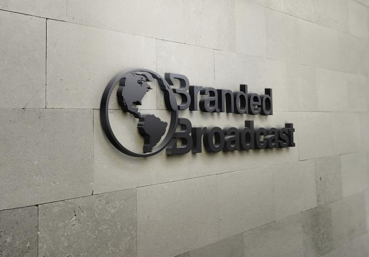 Branded Broadcast // Logo desig - ranaatasatan | ello