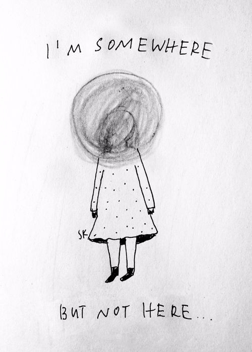 day. Drawing Saskia Wariner - kseniaanske | ello