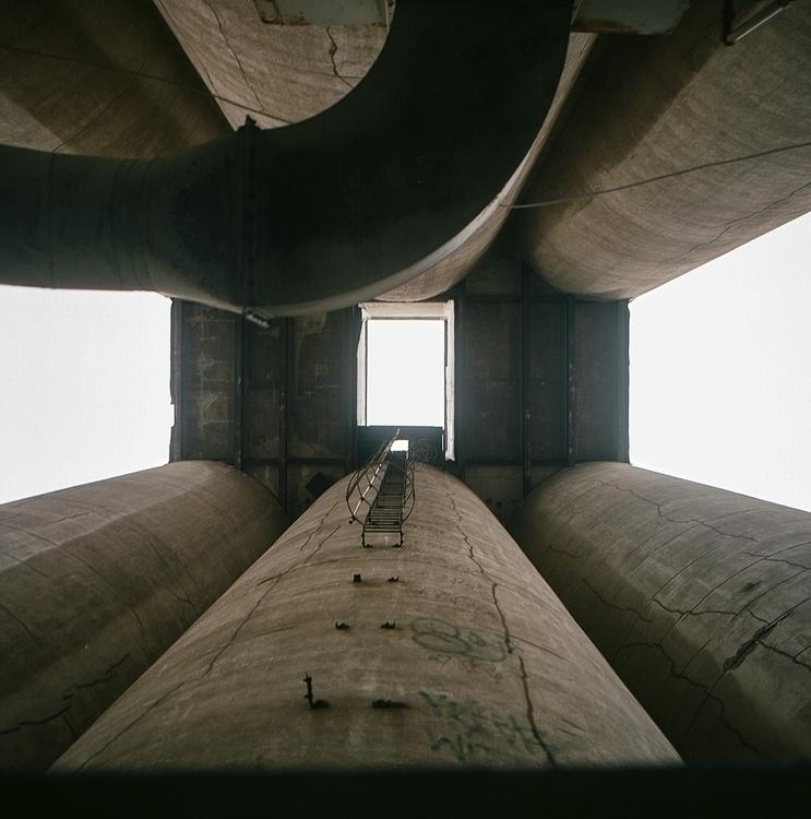 silos, industrial, ellofilmphotography - teetonka | ello