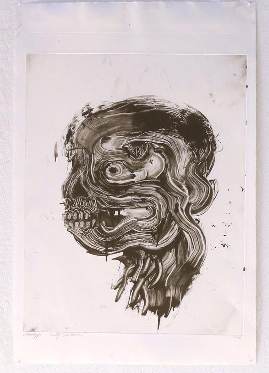 Sally Santana Discovering print - blacklistedcph | ello