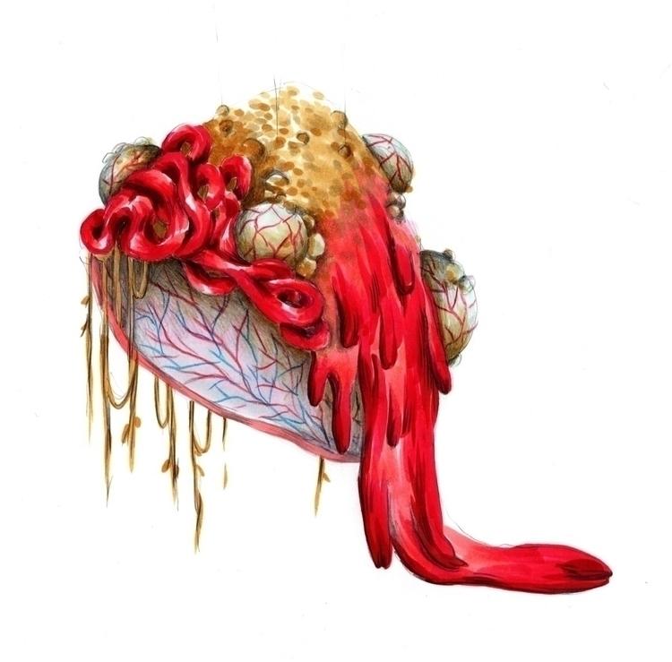 Slime - gslime, slime, illustration - skeenep | ello