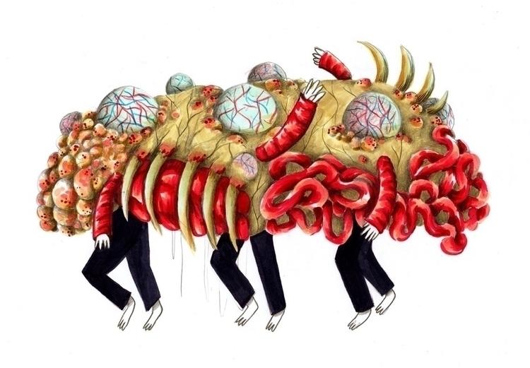 Slime Dragon - dragon, slime, costume - skeenep | ello