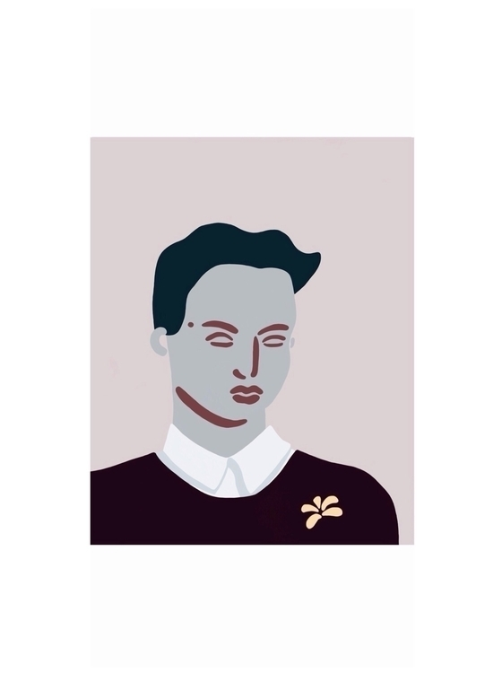 Portraits strangers - art, illustration - jyxchen | ello