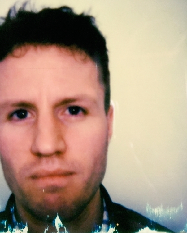 Bret - polaroid, portrait, instantfilm - jkalamarz | ello