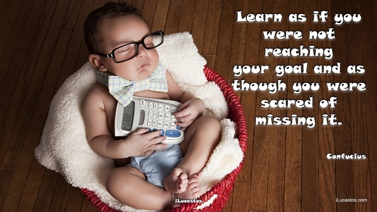 Learn reaching goal scared miss - ilucastos | ello