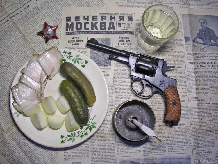 Russian breakfast memories. res - kseniaanske | ello