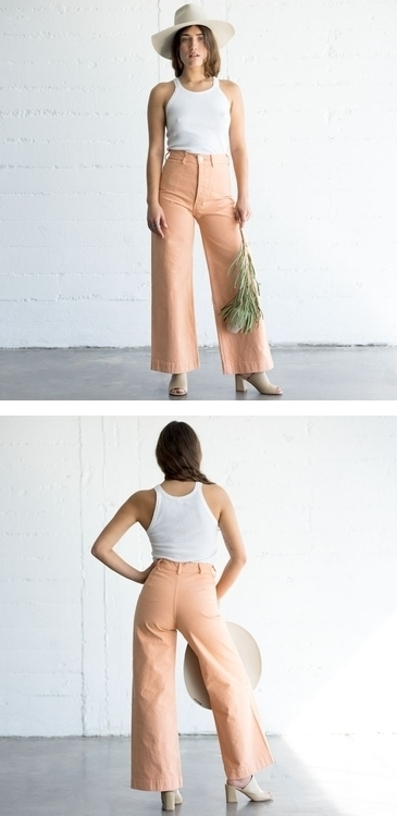 kamm pants color - lawnparty | ello