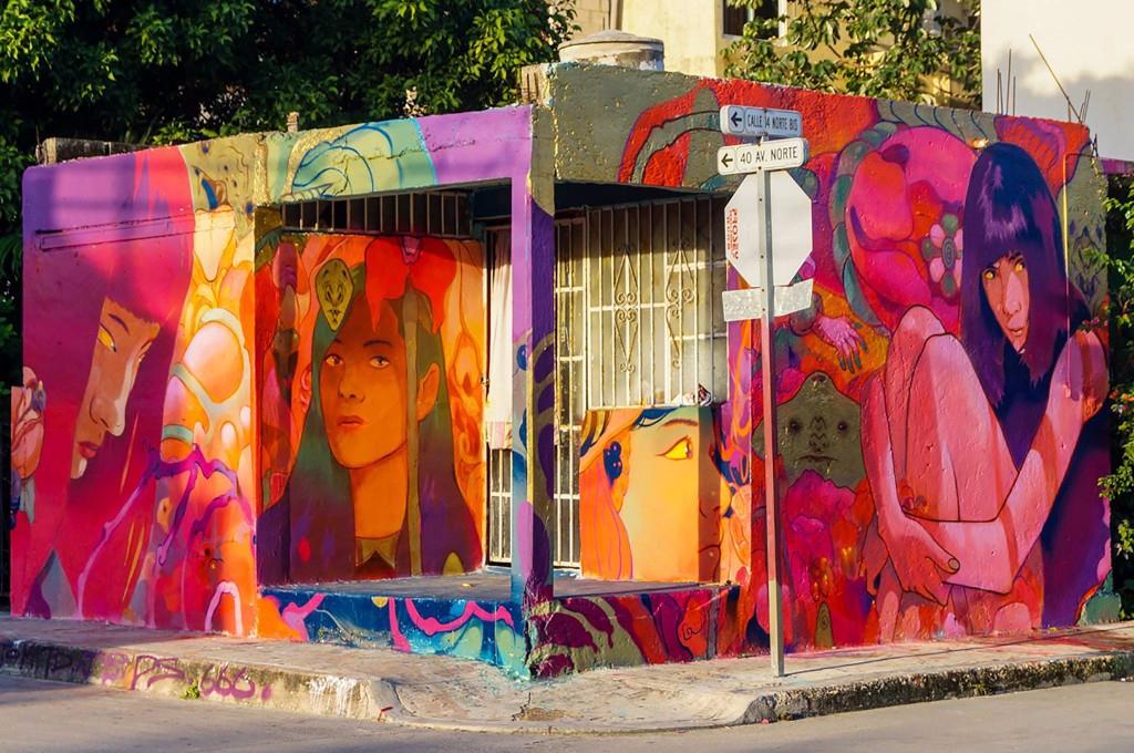 work Mexico City artist Jesus B - helliongallery | ello