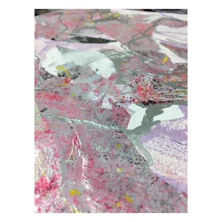 Studio 4.05.17 uncharted - art, contemporaryart - timmcfarlaneart | ello