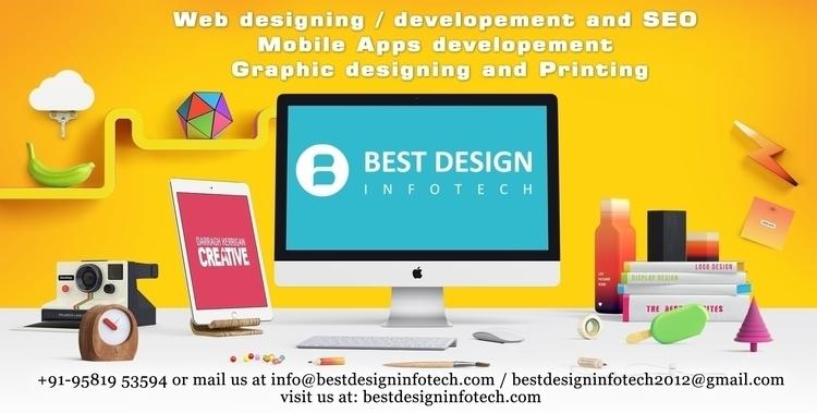 design Infotech created concept - designinfotech | ello