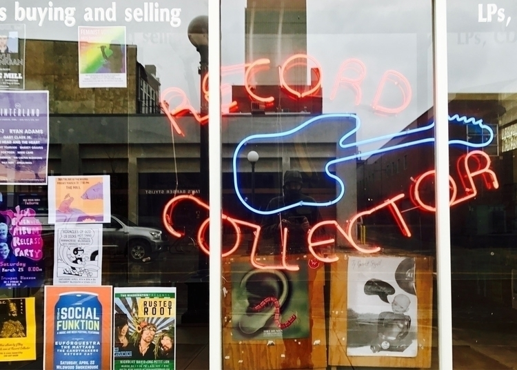shop, Iowa City - record - kvetch | ello