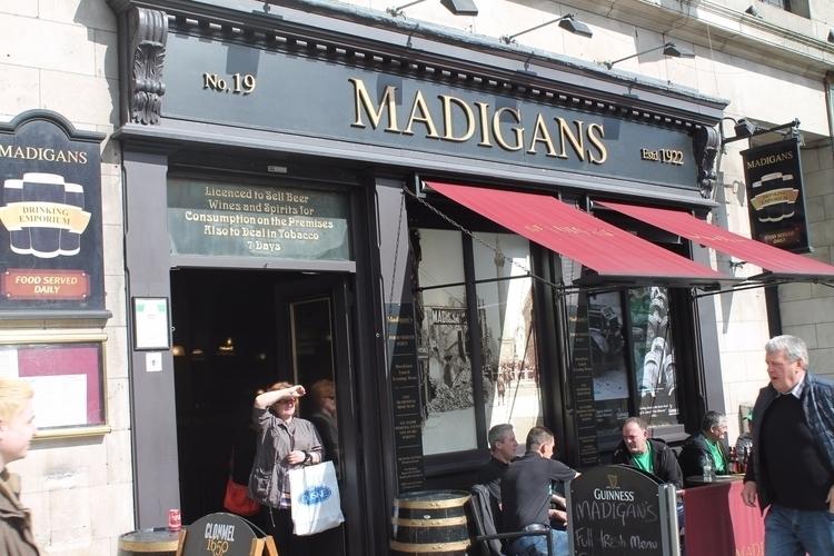 Madigan Pub - jamestorpey | ello